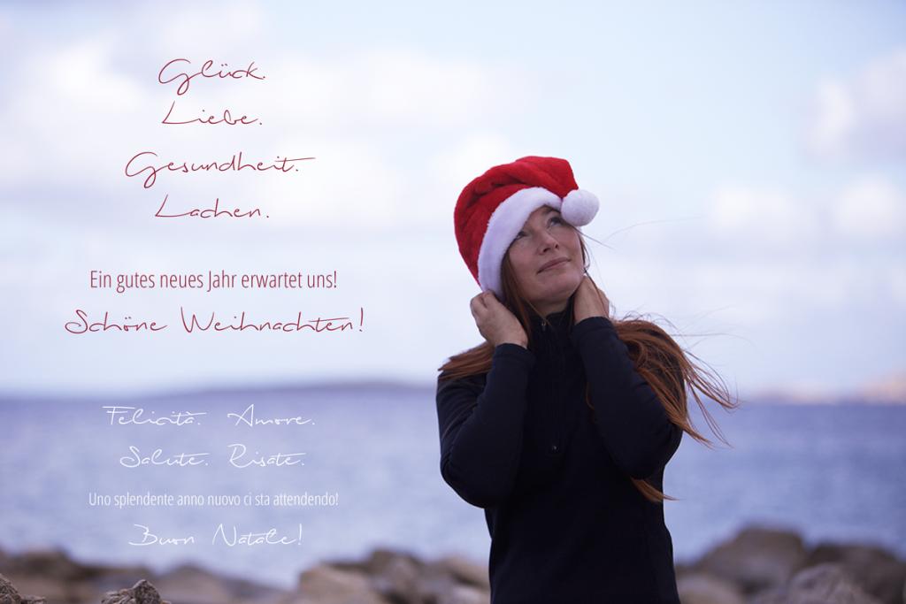 Schöne Weihnachten und ein gutes Neues Jahr!